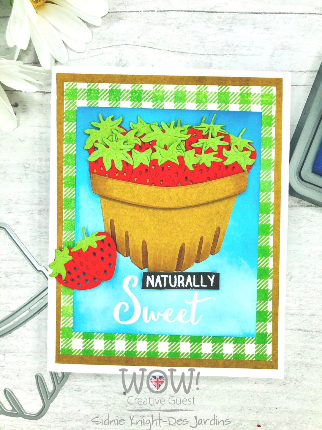 Technique Tuesday & WOW! Embossing Powder Blog Hop – sldcreations